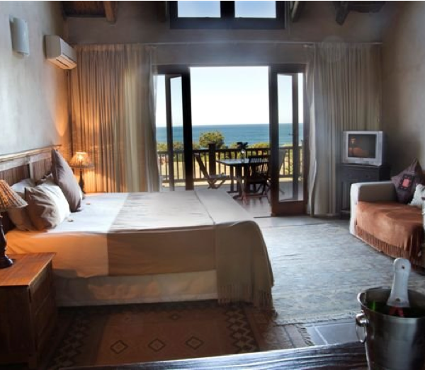 wild coast honeymoon accommodation