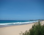Beautiful beach location for your honeymoon with Kaya in Mozambique